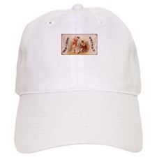 Cute Old crow whiskey Baseball Cap