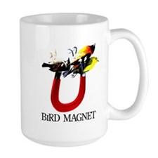 Bird Magnet Mug
