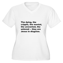 Quote (Front) T-Shirt