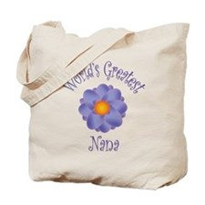 World's Greatest Nana Tote Bag