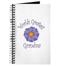 Worlds Greatest Grandma Journal