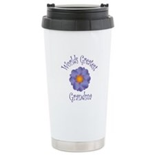 Worlds Greatest Grandma Travel Mug