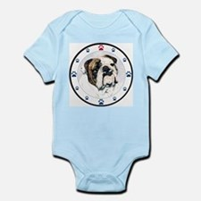 Bulldog N Paws Infant Creeper