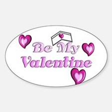 Medical Valentine's Decal