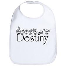 Destiny Bib