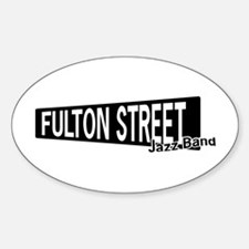 Fulton Street Decal