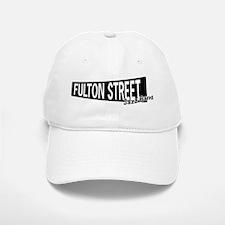 Fulton Street Baseball Baseball Cap