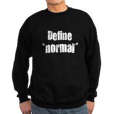 Define Normal Sweatshirt