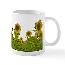 Mug - Wraparound Sunflowers