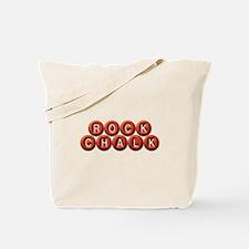 Rock Chalk BB Tote Bag