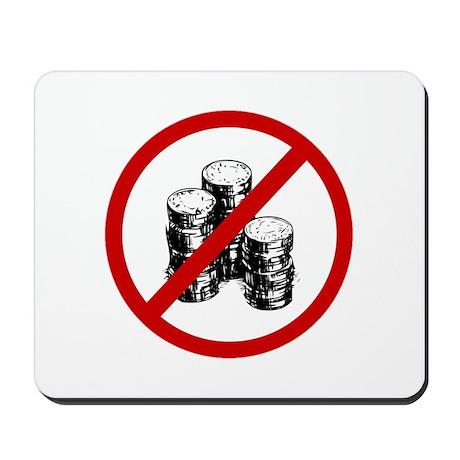 Anti Coins Mousepad
