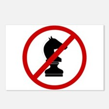 Anti Chess Postcards (Package of 8)