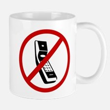 Anti Cell Phones Mug