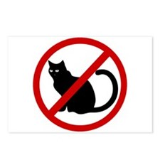 Anti Cats Postcards (Package of 8)