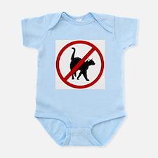 Anti Cats Infant Bodysuit