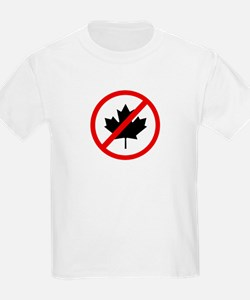 Anti Canadians T-Shirt