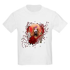 Valentines - Key to My Heart T-Shirt
