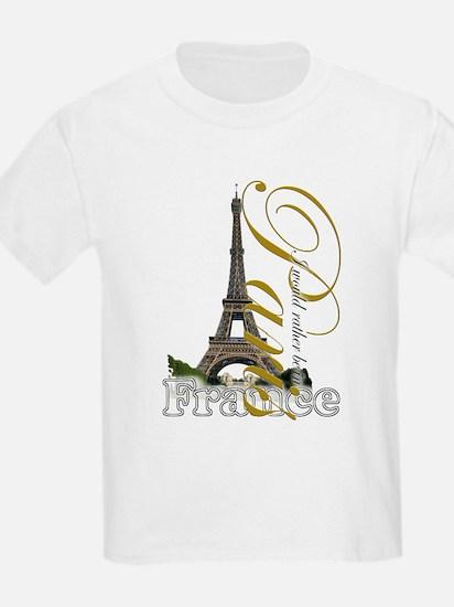 Paris, France - T-Shirt