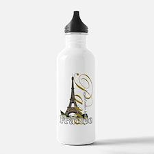 Paris, France - Water Bottle