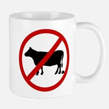 Anti Bull poop Mug