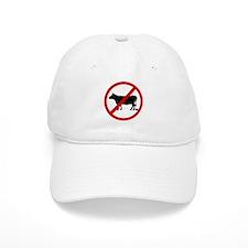 Anti Bull poop Baseball Cap