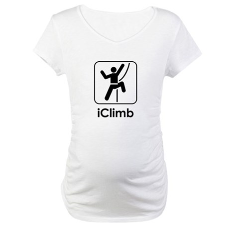 iClimb Maternity T-Shirt