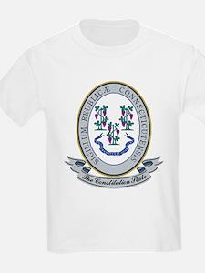 Connecticut Seal T-Shirt