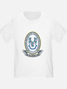 Connecticut Seal T