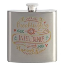 Unique Inspirational leadership Thermos® Can Cooler