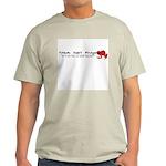 Herp Thing Red Dart Frog Light T-Shirt