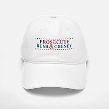 Prosecute Bush&Cheney Baseball Baseball Cap
