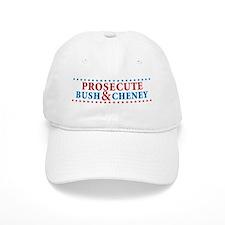 Prosecute Bush&Cheney Baseball Cap
