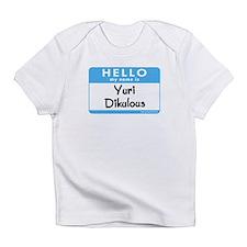 Yuri Dikulous Infant T-Shirt