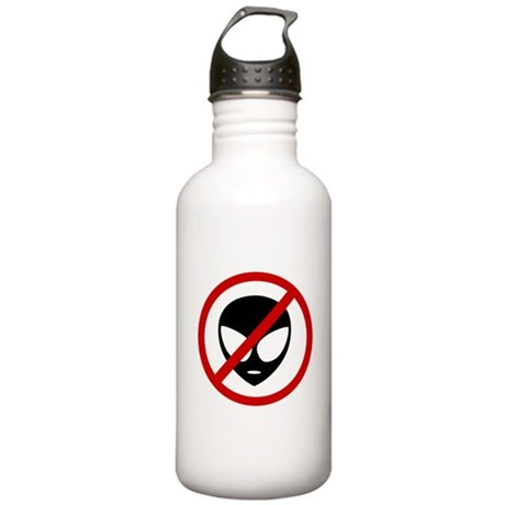 Anti Aliens Stainless Water Bottle 1.0L