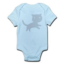 ColorKats (blue) Infant Bodysuit