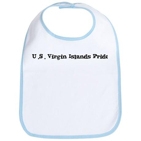U.S. Virgin Islands Pride Bib