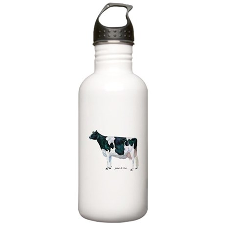 Holstein Cow Stainless Water Bottle 1.0L