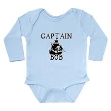 Captain Bob Long Sleeve Infant Bodysuit