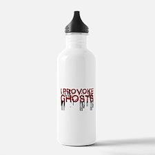 I Provoke Ghosts Water Bottle