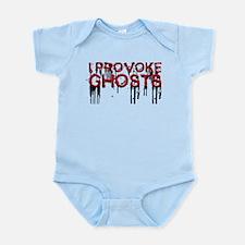 I Provoke Ghosts Infant Bodysuit