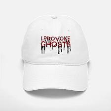 I Provoke Ghosts Baseball Baseball Cap