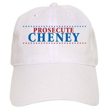Prosecute Cheney Baseball Cap