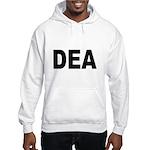 DEA Drug Enforcement Administration Hooded Sweatsh
