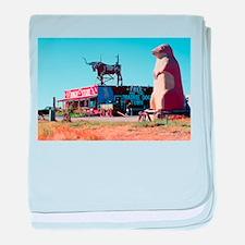 Prairie Dog Store baby blanket