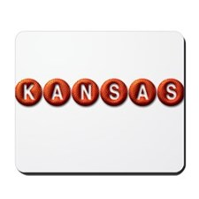 Kansas BB Mousepad