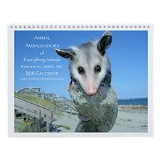 Everything Animals 2011 Wall Calendar