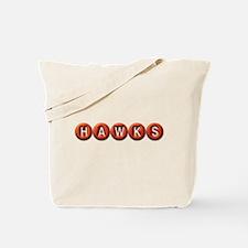 Hawks BB Tote Bag