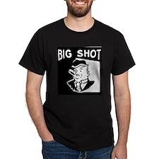 Big Shot Black T-Shirt