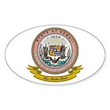 Hawaii Seal Decal