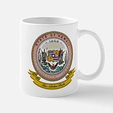 Hawaii Seal Mug